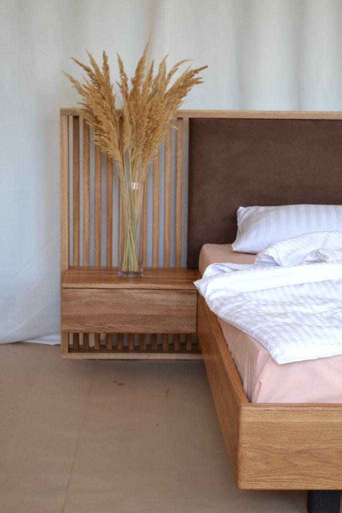 двуспальная кровать AVTOGRAF от HBMart в магазине предметного дизайна САЛОН DESIGN SHOP