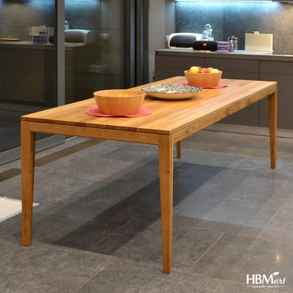 Обеденный стол OPIUM из массива дуба от HBMart